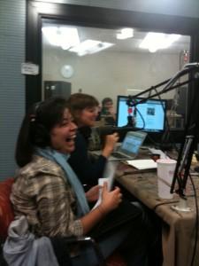 Rocio Laughing