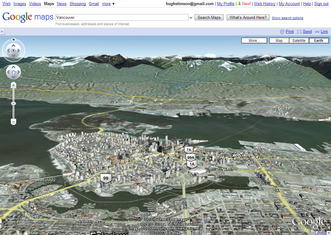 hughstimsonorg blog archive google maps with earth view still has terrain view